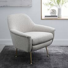 Living Room Chairs West Elm - Living room chair