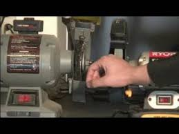 Uses Of A Bench Grinder - how to use a bench grinder using a wire wheel bench grinder