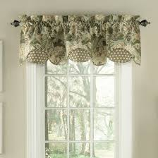 Jcpenney Valances And Swags by Window Aqua Valance Waverly Kitchen Curtains Curtains Valances