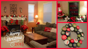 Naturally Home Decor by 2015 Christmas Home Decor Tour Youtube