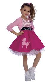 50s Halloween Costumes Poodle Skirts 25 Girls 50s Costumes Ideas 50s Pin 50s