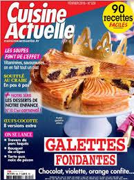 cuisine actuelle patisserie pdf cuisine actuelle février 2018 pdf magazines cookbooks