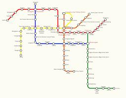 Metro Map Pdf by Metro Map Of China Metro Map Of Guangzhou