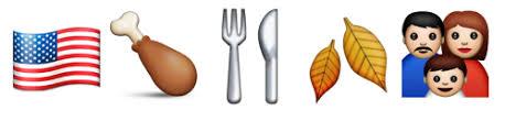 emoji thanksgiving emoji