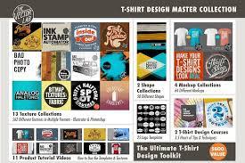 t shirt design master collection graphics creative market