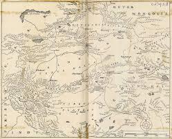Taklamakan Desert Map Kazak Exodus A Nation U0027s Flight To Freedom