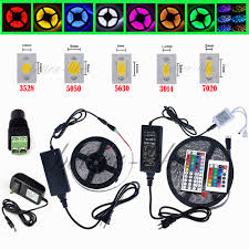 Strip Led Lights Ebay by 5m 10m Smd 3528 5050 5630 300leds Rgb White Led Strip Light 12v