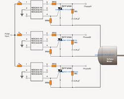 triac speed control of 3 phase induction motor using thyristor