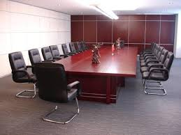 Conference Meeting Table Best Of Boardroom Meeting Table Conference Table Logo Inlays Paul
