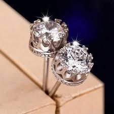 diamond stud earrings for women mens diamond earrings black stud earrings for guys от 360jewels