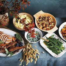 thanksgiving recipes and decor martha stewart
