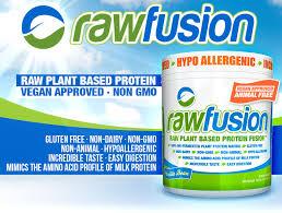 san rawfusion san rawfusion plant based protein 4lb 61 servings