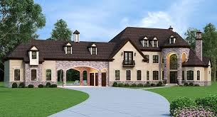 french country mansion european french country house plan 72226