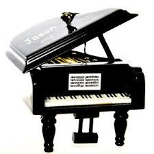 piano ornament piano ideas