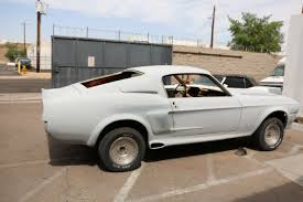 1967 ford mustang gt s code fastback eleanor body kit project