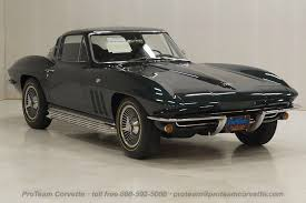 corvette classic car new arrivals from proteam