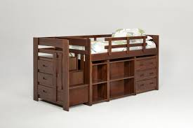 contemporary bed with storage design for home interior furnishing