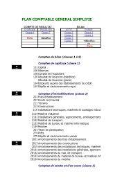 matériel de bureau comptabilité calaméo plan comptable simplifié gratuit sous excel