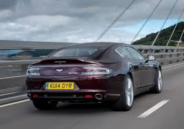 ares design aston martin rapide aston martin rapide coupe review parkers