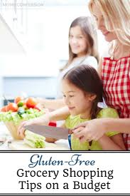 Seeking Free Gluten Free Grocery Shopping Tips On A Budget