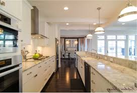Marvellous Galley Kitchen Lighting Images Design Inspiration Kitchens Glamorous Galley Kitchen With Amazing Kitchens Long