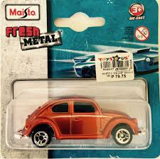 volkswagen maisto volkswagen 1300 maisto fresh metal toy car die cast and