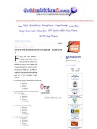 www gr8ambitionz com 2013 03 one word substitution in en test