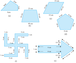 class 6 chapter 10 mensuration mathematics problems and solutions