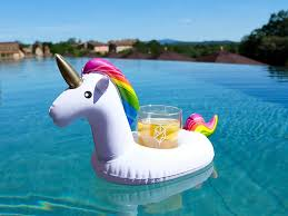 inflatable unicorn for drinking free shipping consignmenter com