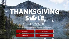columbia sportswear canada thanksgiving sale save 25 apparel