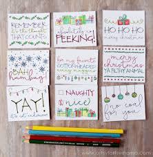 free printable doodle christmas gift tags artsy fartsy mama