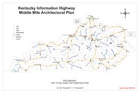 Map Of Eastern Kentucky News U2013 Kentuckywired Middle Mile Project