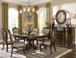 extendable dining room table bonaventure park cherry extendable dining room set from homelegance