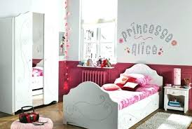 chambre fille blanche beautiful chambre fille blanche conforama gallery design trends
