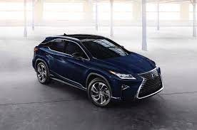 used lexus suv for sale in nigeria refreshing or revolting 2016 lexus rx
