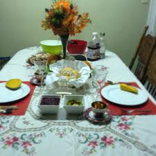 how to do thanksgiving dinner for 40 common cents
