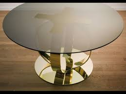 Contemporary Italian Dining Table Nella Vetrina Andrew Contemporary Italian Designer Round Dining Table