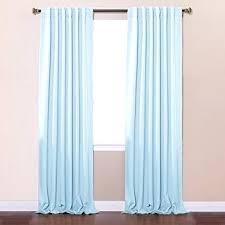 light blue curtains zoom light blue blackout curtains australia