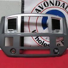 2000 dodge ram dash bezel dodge ram radio bezel ebay