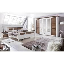 Schlafzimmer Auf Rechnung Kaufen Laguna Schlafzimmer Set Mit Schrank 5 Trg Bett 200x200 Pinie