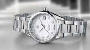 Stainless Stee Stainless Steel Watches Tag Heuer