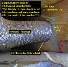 how to install a panasonic whisperfit ez bathroom fan