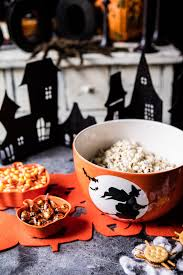 Vegetarian Halloween Appetizers by How To Throw A Halloween Party Crate And Barrel Blog