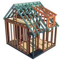 shed playhouse plans traditional playhouse plan u2013 playhouse planner