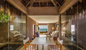 resort home design interior kenoa spa resort barra de sao miguel brazil design hotels