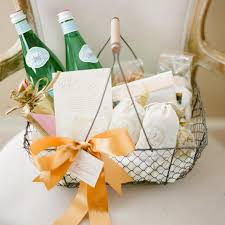 welcome baskets for wedding guests 5 steps for assembling welcome bags that wow for wedding guests