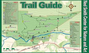 Green Circle Trail Map Ned Smith Center Lands And Trails Ned Smith Center For Nature