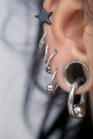 different types of earrings what different types of earrings can you put in your cartilage
