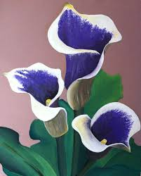 picasso calla picasso calla lilies by skywardsylphina on deviantart