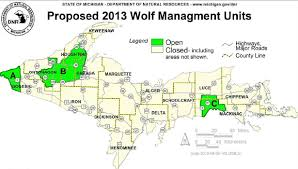 Map Of Upper Michigan by Licenses Are Expected To Go On Sale Later This Month For